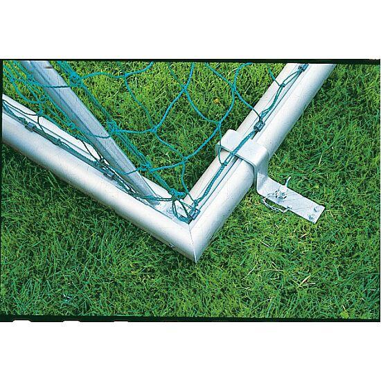 Sikkerhedsforankrings-system 80x40 mm. Kvadratprofil 80x80 mm