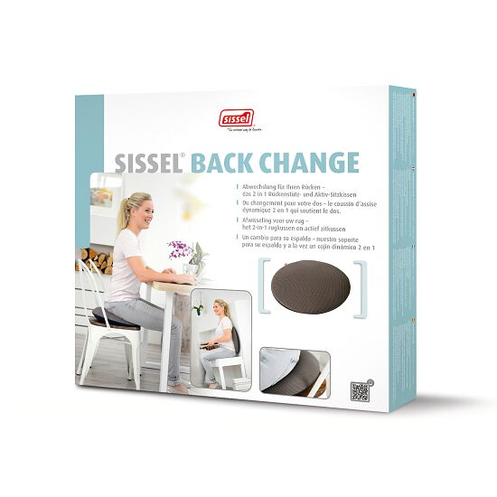 "Sissel ""Back Change"" Sitting Cushion"