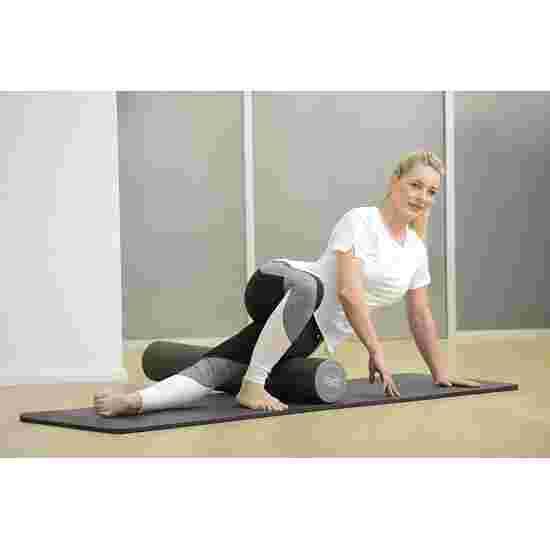 "Sissel Pilates Roller ""Pro"" Grau, 90 cm"