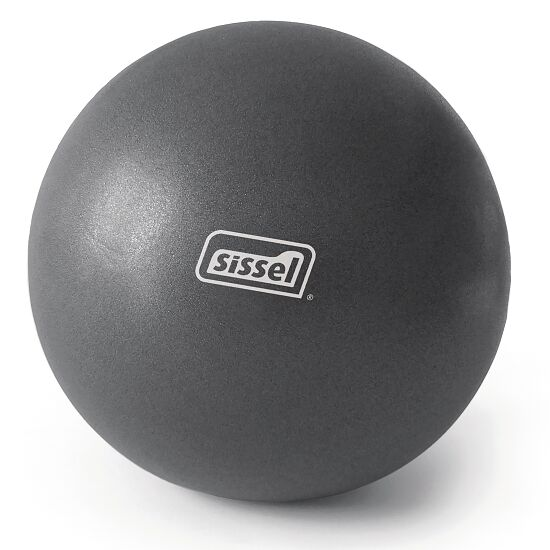 Sissel® Pilates Soft Ball ø 22 cm. Metallic