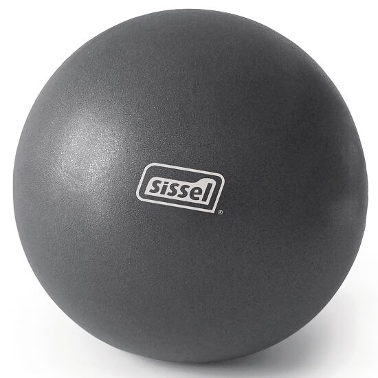 Sissel® Pilates Soft Ball ø 26 cm. Metallic