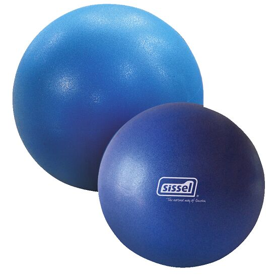 Sissel® Pilates Soft Ball ø 22 cm. Blå