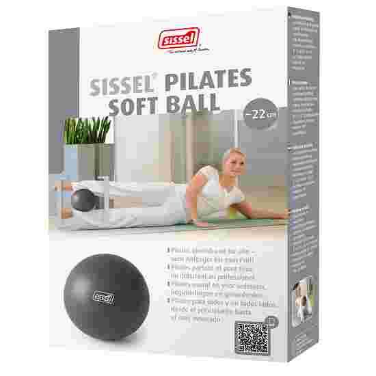 Sissel Soft Pilates Ball ø 26 cm, metallic