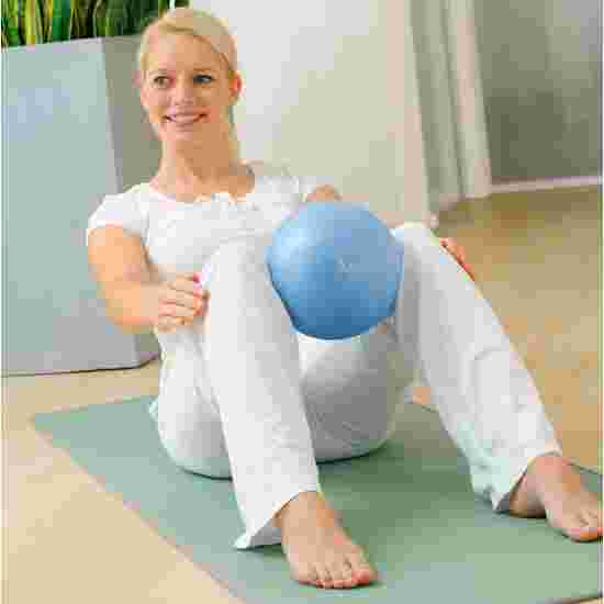 Sissel Soft Pilates Ball ø 22 cm, blue