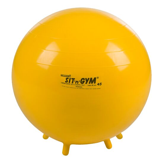 Sit 'n' Gym Sitting Ball ø 45 cm, yellow
