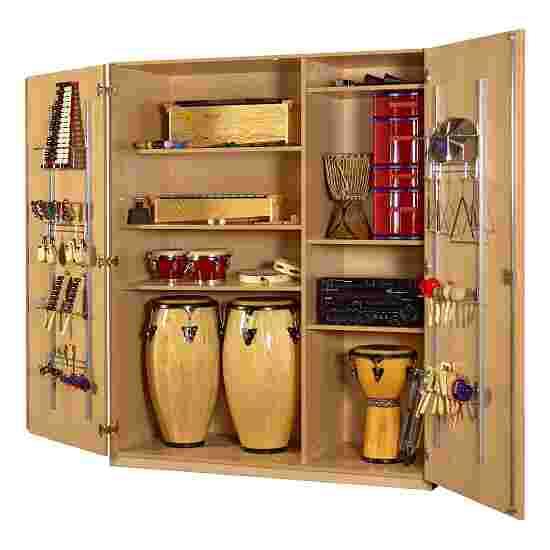 Skab til musikinstrumenter, type B Standard