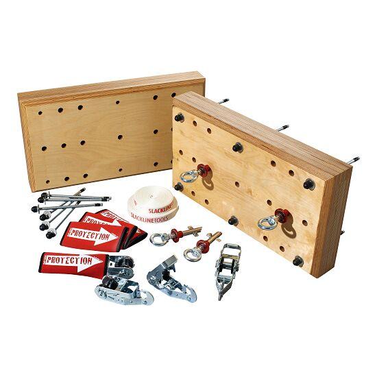 Slackline-Tools Vario-Slack Set Zur Wandbefestigung