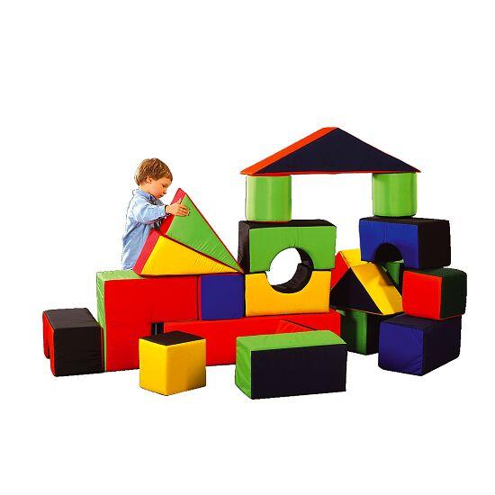 Soft Play - Byggeklodser