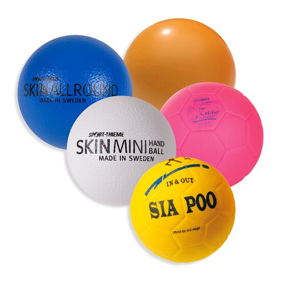 Soft-Play Handball Set