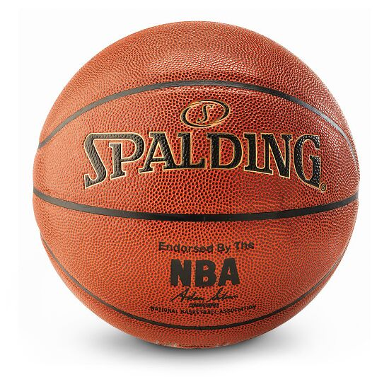 "Spalding Basketball ""NBA Gold"" Size 5"
