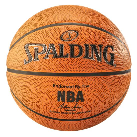 Spalding NBA Platinum Outdoor Rubber Cover Basketball