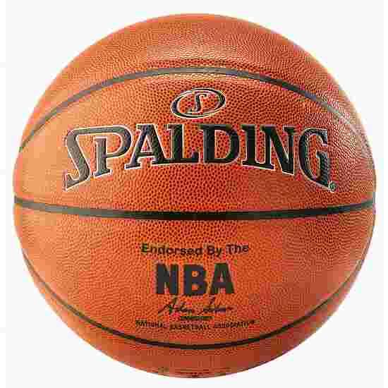 """Spalding Basketball  """"NBA Silver"""""""
