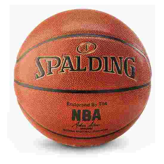 "Spalding ""NBA Gold"" Basketball Size 5"