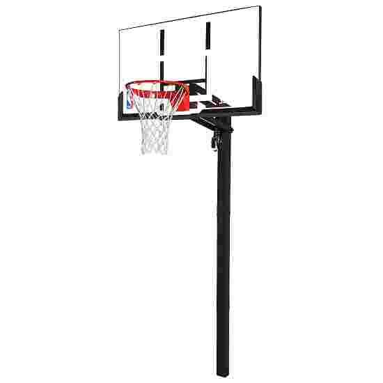 "Spalding ""NBA Gold Exacta High Lift In-Ground"" Basketball Unit"