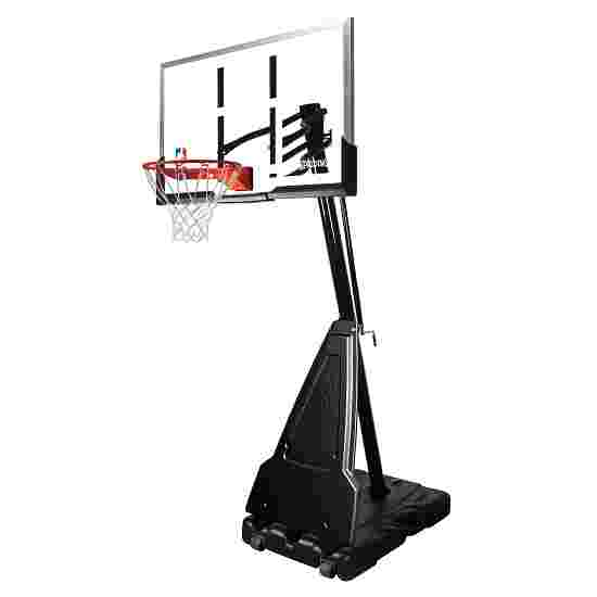 "Spalding ""NBA Platinum Helix Lift Portable"" Basketball Unit"