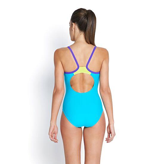 Speedo® Schwimmanzug Thinstrap Muscleback Ecstatic/Papaya Punch/Seafoam