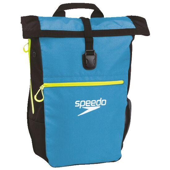 """Speedo® Schwimmer-Rucksack """"Team III"""", 40 Liter Blau/Grau/Gelb"""