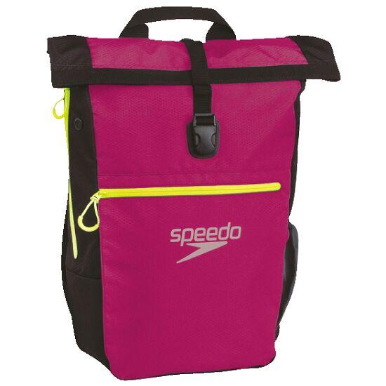 """Speedo® Schwimmer-Rucksack """"Team III"""", 40 Liter Magenta/Grau/Gelb"""