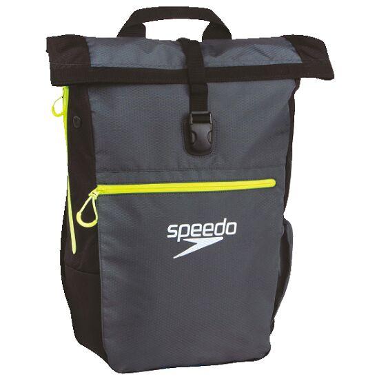 """Speedo® Schwimmer-Rucksack """"Team III"""" Grau/Schwarz/Gelb"""