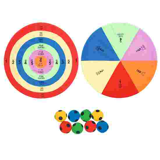 Spordas Hook-and-Loop Target Set Basic