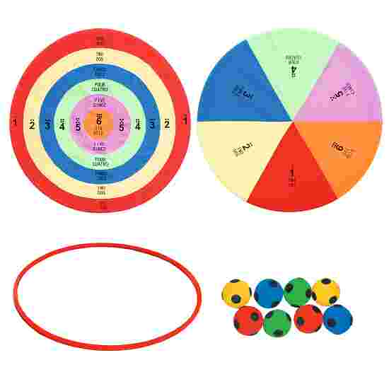 Spordas Hook-and-Loop Target Set Deluxe
