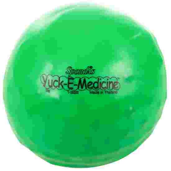 "Spordas ""Yuck-E-Medicine Ball"" Medicine Ball 2 kg, ø 16 cm, green"