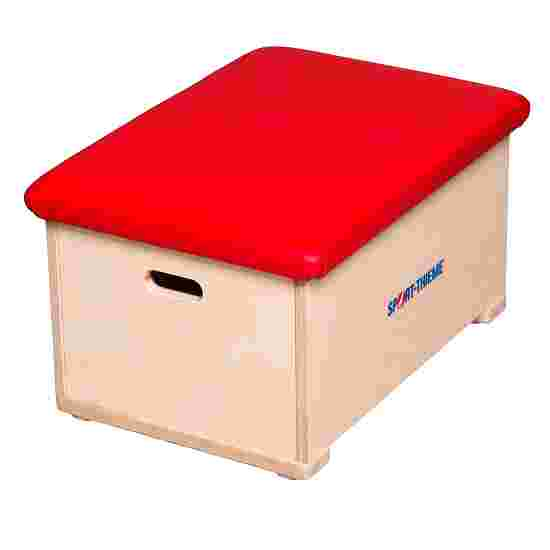 Sport-Thieme 1-Part Plywood Vaulting Box With imitation leather cover
