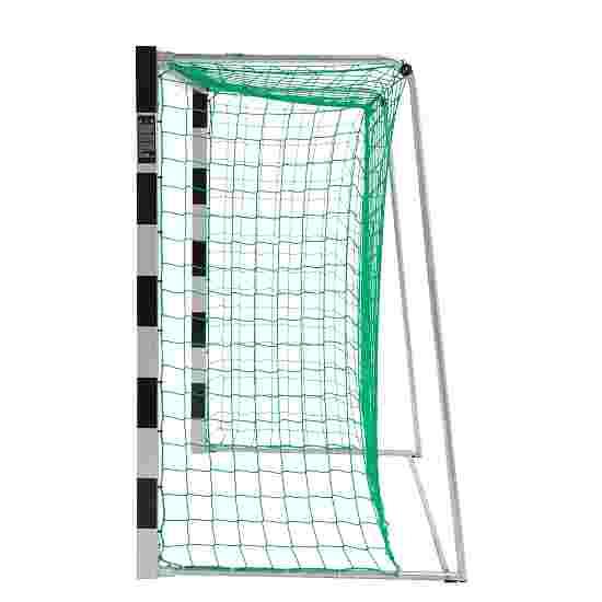 Sport-Thieme 3x2m, Free-Standing, with patented corner joints Handball Goal With folding net brackets, Black/silver