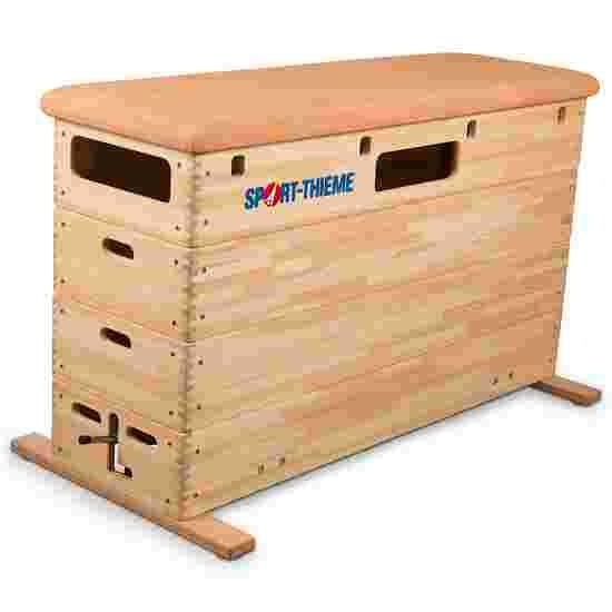 "Sport-Thieme 4-Part ""Original"" Vaulting Box With swivel castor kit"