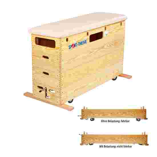"""Sport-Thieme 4-Part """"Original"""" Vaulting Box With safety moving device"""