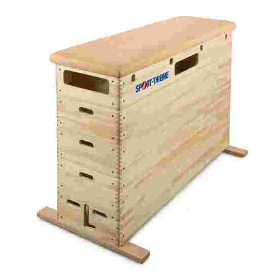 "Sport-Thieme 5-Part ""Original"" Vaulting Box Without swivel castor kit"