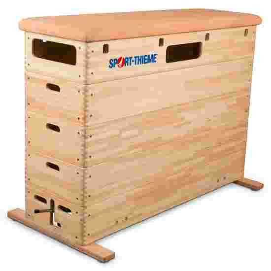 "Sport-Thieme 5-Part ""Original"" Vaulting Box With swivel castor kit"