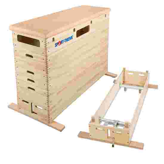 "Sport-Thieme 6-Part ""Original"" Vaulting Box With swivel castor kit"