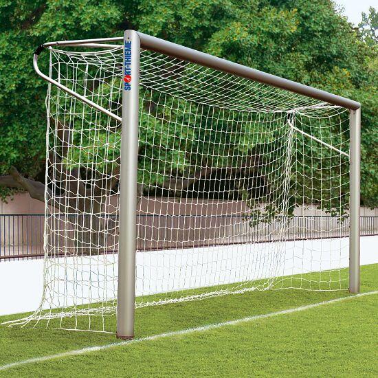 Sport-Thieme® 7-mands alu-fodboldmål 5x2 m. Ovalprofil