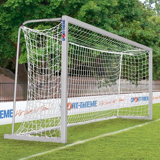Sport-Thieme® 7-mands fodboldmål af aluminium, 5x2 m. Sammenskruede hjørner