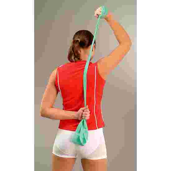 Sport-Thieme 75 Exercise Band 2 m x 7.5 cm, Green = low
