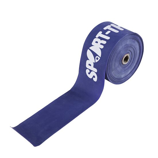 Sport-Thieme 75 Exercise Band 25 m x 7.5 cm, Purple = high