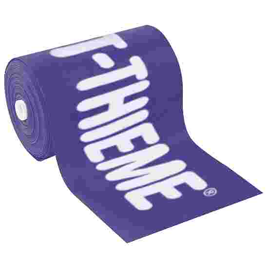 "Sport-Thieme ""75"" Therapy Band 2 m x 7.5 cm, Purple = high"