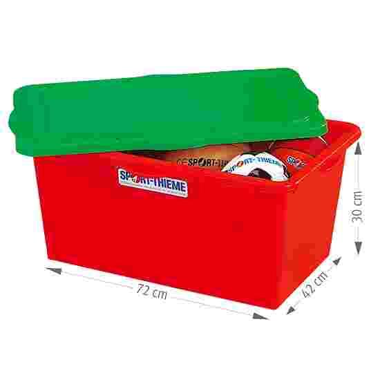 Sport-Thieme 90-Litre Storage Box Red