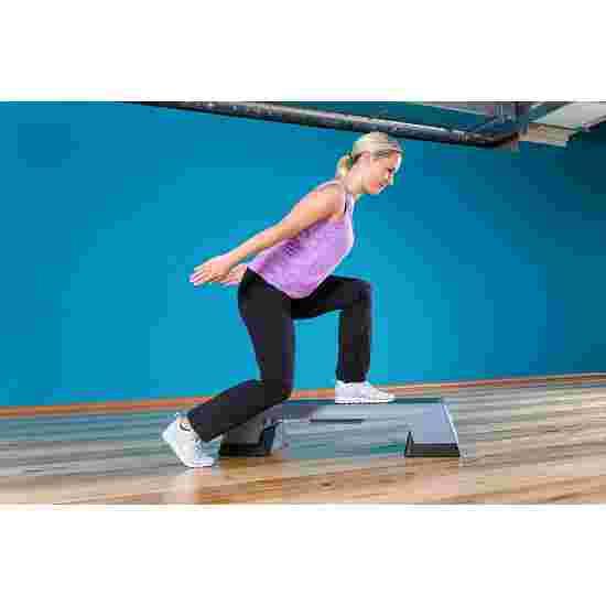 "Sport-Thieme Aerobic-Step ""Classic"" Grau-Schwarz"