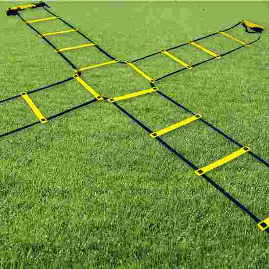 "Sport-Thieme ""Agility"" Coordination Ladder 4x2 m, Quadruple ladder"