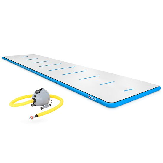 Sport-Thieme® AirFloor by Airtrack factory Mit Handgebläse und Adapter, 6x2x0,1 m
