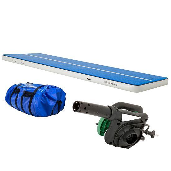 """Sport-Thieme® AirTrack """"School 20"""" Mit Handgebläse und Adapter, 12x2x0,2 m"""