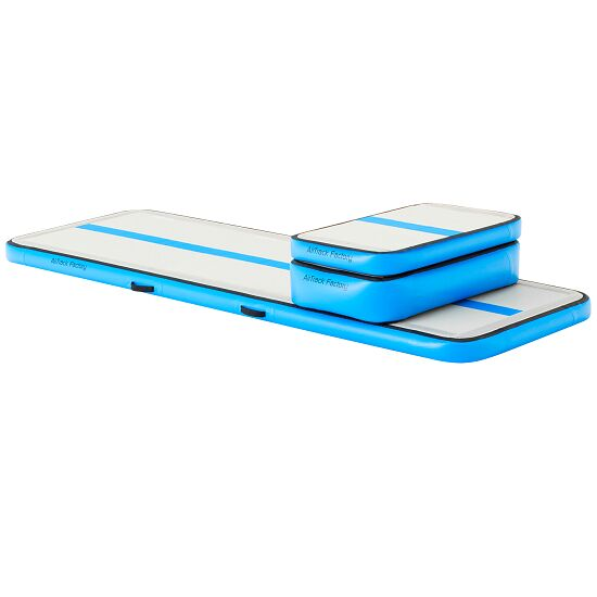 "Sport-Thieme® AirTrack-Set ""Basic"" by AirTrack Factory Blau"