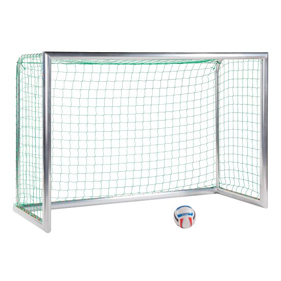 "Sport-Thieme® Alu-Mini-Trainingstor ""Professional"" Inkl. Netz mit Maschenweite 10 cm, 2,40x1,60 m, Tortiefe 1,00 m"