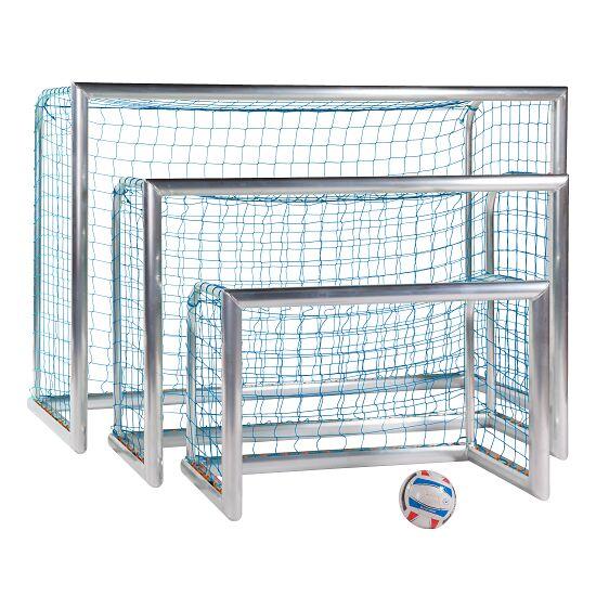 "Sport-Thieme® Alu-Mini-Trainingstor ""Professional"" Inkl. Netz, blau (MW 10 cm), 1,20x0,80 m, Tortiefe 0,70 m"