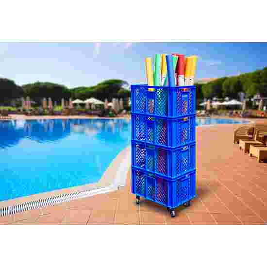 Sport-Thieme Aufbewahrungswagen Pool Noodle 60x40x135 cm