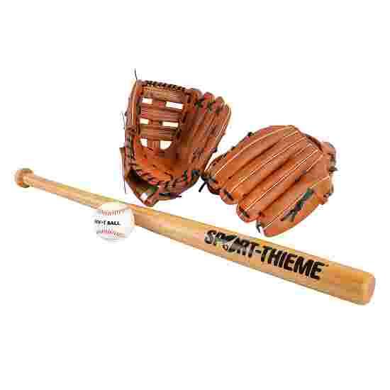 "Sport-Thieme Base-/Teeball-Set ""Senior"" Mit linkem Fanghandschuh"