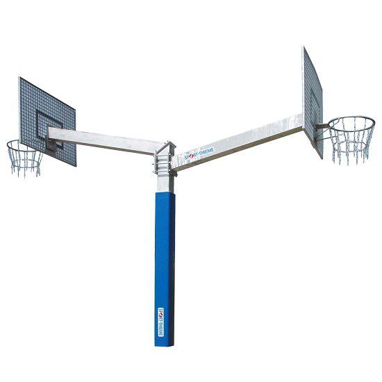 "Sport-Thieme® Basketball anlæg ""Fair Play Duo"" Kurv ""Outdoor"", Basketplade: Aluminium"