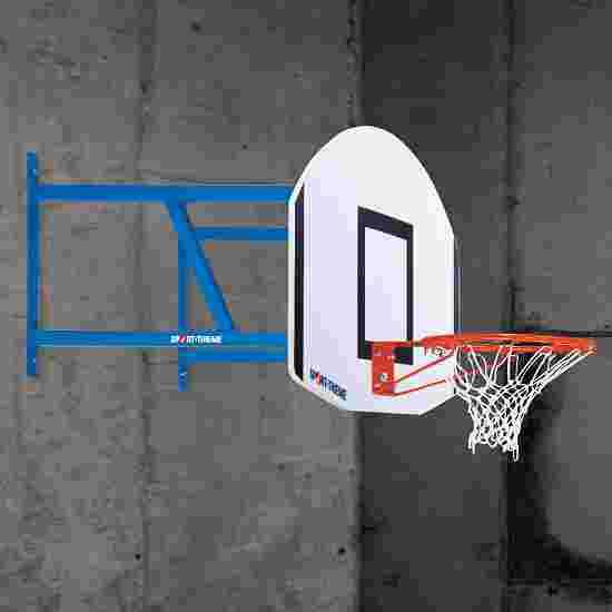 Sport-Thieme Basketball-anlæg til vægmontering, sæt Indoor